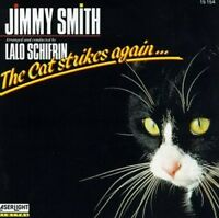 The Cat Strikes Again by Jimmy Smith (Organ) (CD, Sep-1991, Laserlight) Like New
