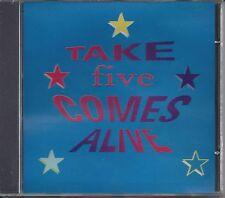 "TAKE FIVE  ""Take Five Comes Alive""  NEW SEALED POLISH POLKA CD   LAST ONE !!!"