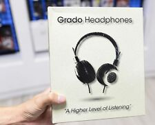 BRAND NEW! Grado Prestige Series SR-80e Headphones