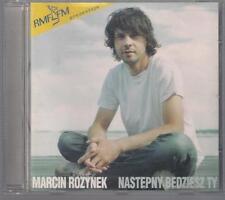MARCIN ROZYNEK - NASTEPNY BEDZIESZ TY 2004  ATMOSPHERE CD POLSKA POLAND POLONIA