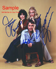 THREE'S COMPANY Ritter DeWitt Somers Cast Signed Autographed Reprint 8x10 Photo