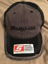 NEW Snap-on Tools Vintage Steel Hat