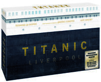 Titanic Collector's Edition (Blu-ray 3D+2D, 4-Disc Set) Eng,Rus,Czech,Ukranian