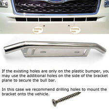 Duty Offroad Bumper License Plate Mounting Support Bracket Car Offroad SUV Great