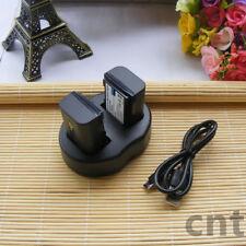Batterie USB Chargeur NP-FV50 pour Sony HDR-CX560VE HDR-CX250E DCR-SX33E HDR-PJ10