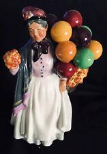 Vintage Royal Doulton England Hn1843 Biddy Pennyfarthing Figurine (1169).