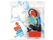 Mattel 7432 7435 Big Jim Adventure Gear Fire Fighter MIB Neu OVP SG 1411-13-17