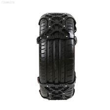 E6F5 Car Vehicle Truck SUV Safe Snow Tire Wheel Chain Anti-skid Belt Universal B