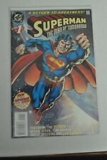 Collection of Superman: The Man of Tomorrow, DC comics