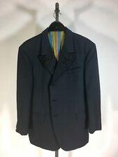 Hombre Chaquetas De Ebay Y Americanas Azules Traje Vintage cUgf4yPq
