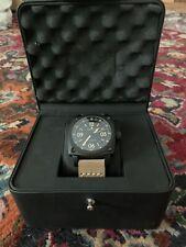 Steinhart Aviation Vintage DLC ETA-2824 2 Men's Automatic Discontinued Watch