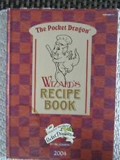 The Pocket Dragon's Wizard's Recipe Book 2004 Hc Musgrave Brand New