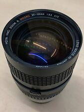 Hoya 35-105mm f3.5 Zoom Lens for Pentax PK fitting