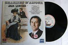 JACK LANTIER (LP 33T)  CHARMES D'AMOUR