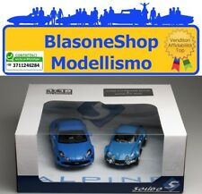 Modellino Renault Alpine A 110 Cofanetto 1:18 Solido Diecast Nuova Classica