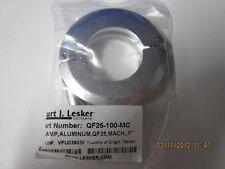 NEW KURT LESKER Aluminum Machine Clamp QF25-100-MC