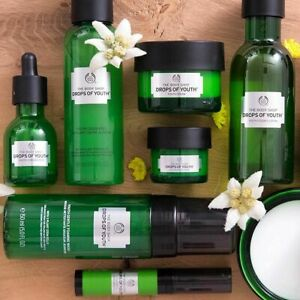 The Body Shop | Drops of Youth™| Serum, Essence, Cream, Wash, Mask & Peel | New