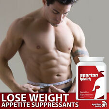 SPARTAN HEALTH APPETITE SUPPRESSANT PILLS STOP HUNGER GET MUSCLE DEFINITION