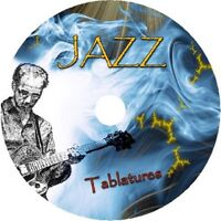 JAZZ BASS & GUITAR TAB CD TABLATURE GREATEST HITS BEST OF ACOUSTIC MUSIC SONG