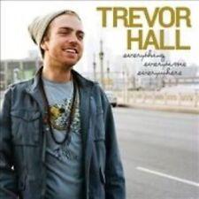 Everything Everytime Everywhere 0015707815123 by Trevor Hall CD