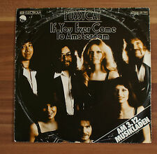"""Single 7"""" Vinyl Pussycat - If you ever come to amsterdam 1977"""