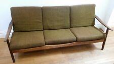 Vintage Teak Couch Lounge,Parker Mid-Century Retro Danish