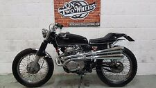 1972 HONDA CB175 *AWESOME BIKE!!** STREET TRACKER CAFE RACER BOBBER FLAT TRACKER
