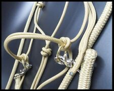 Bitless Bridle and Reins High Quality Custom Made UK