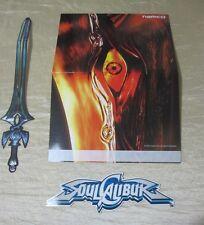 1998 Namco Soul Calibur Promo Display