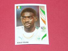 195 KOLO TOURE COTE D'IVOIRE PANINI FOOTBALL GERMANY 2006 WM FIFA WORLD CUP