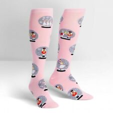 SOCK IT TO ME KNEE HIGH SOCKS - BALLET SWEET