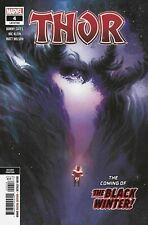 Marvel Comics Thor #4 Second Print Black Winter NM