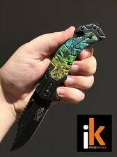 RT-7044SNK Razor Tactical Spring Assisted Knife RT7044 SNK #insta_knives