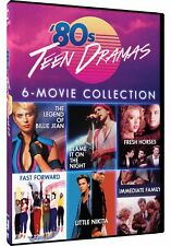 80s Teen Dramas - 6 Movie Set - Legend of Billie Jean - Blame It On the Night...