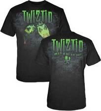 TWIZTID - Green Faces - t shirt S,M,L,XL,2XL New Official Merchandise