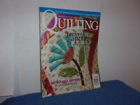 """AMERICAN PATCHWORK /QUILTING MAGAZINE """"FOUR-PATCH QUILTS...SIMPLE""""  FEB.,2006"""