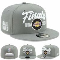 Los Angeles Lakers Hat New Era NBA Finals Locker Room Cap 9FIFTY 950 Snapback