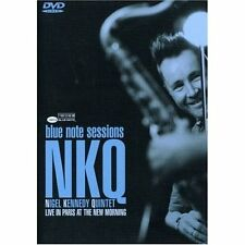 DVD NIGEL KENNEDY Live in Paris at the New Morning Blue Note Sessions