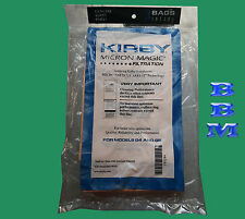 3 pack Genuine Kirby G4 G4D G5 G5D Vac Bag Vacuum Cleaner Bags OEM 197294