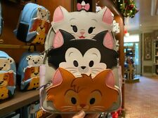 Disney Cats Mini Backpack by Loungefly