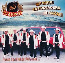 BANDA ILUSION 99 Y Sigue La Polvadera Mi Raza US Press Romex CD