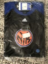 New York Knicks Shirt Black XXL Adidas