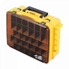 MEIHO VERSUS VS 3080 Boîte à outils jaune signal