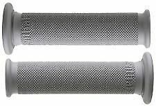 RENTHAL SINGLE COMPOUND ATV / JETSKI L-GRAY FULL DIAMOND FIRM GRIP OFF ROAD USE
