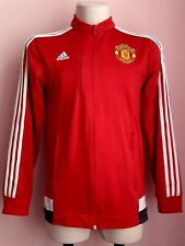 Manchester United Home Anthem Adidas AC1927 Jacket size S