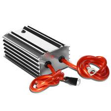 CAR/TRUCK AUDIO SILVER VOLT/VOLTAGE POWER STABILIZER REGULATOR ENGINE FUEL SAVER