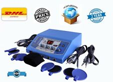 Physical Therapy 4 Channel Machine Physiotherapy Electrotherapy Equipment SSJ