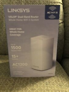Linkers Velop Dual Band AC1200 Mesh Wifi Router