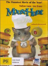 MOUSEHUNT (Nathan LANE Lee EVANS Vicki LEWIS) Comedy DVD NEW Region 4 Mouse Hunt
