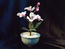 Home decor Bonsai Tree Style Glass Flower Tree Flower Design